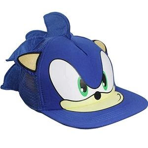 Other Sonic The Hedgehog Hat Poshmark